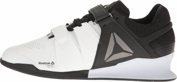 6cde2ec2cd05 Reebok Legacy Lifter White Black Pewter