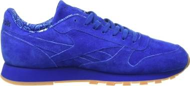 Reebok Classic Leather Paisley Pack - Blue