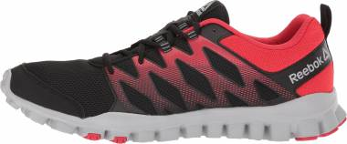 Reebok RealFlex Train 4.0 - Black/Primal Red/Stark Grey (CN1165)