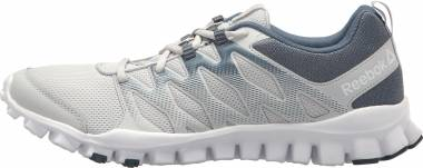 Reebok RealFlex Train 4.0 Skull Grey/Paynes Grey/Solid Teal Men