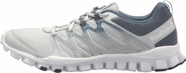 Reebok RealFlex Train 4.0 - Skull Grey/Paynes Grey/Solid Teal (BS9977)