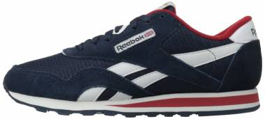 Reebok Classic Nylon R13 - Athletic Navy/White/Excellent Red
