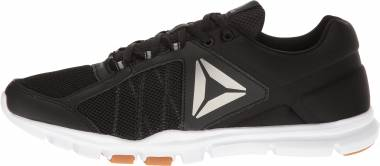 Reebok Yourflex Train 9.0 MT - Black//White/Gum/Pewter (BS7299)
