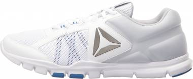 Reebok Yourflex Train 9.0 MT - White White Vital Blue Cloud Grey (BS8033)