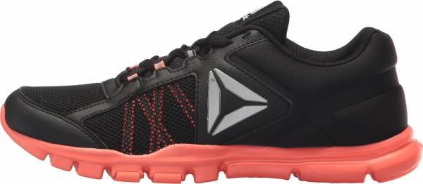 Reebok Yourflex Trainette 9.0 MT Black/Guava Punch