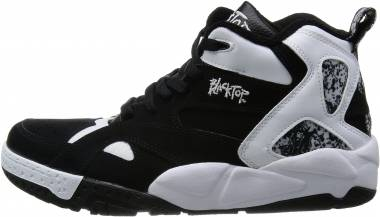 Reebok Blacktop Boulevard Black / White Men
