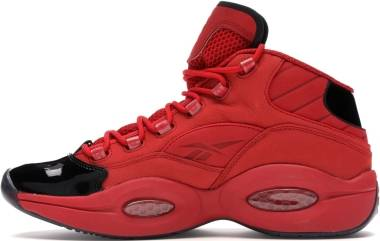 Reebok Question Mid - Red/Black (FW5304)