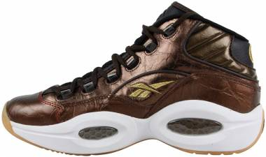 Reebok Question Mid - Dark Brown