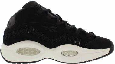 Reebok Question Mid  Black Men