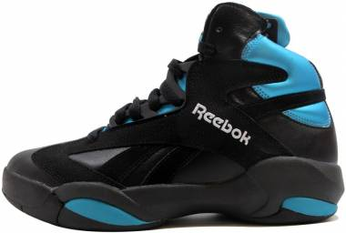 Reebok Shaq Attaq Black/Azure Men