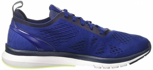 Reebok Print Smooth Clip Ultraknit - Blue Deep Cobalt Coll Navy Electric Flash White Pwtr