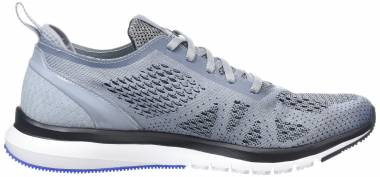 Reebok Print Smooth Clip Ultraknit - White-Black-Grey