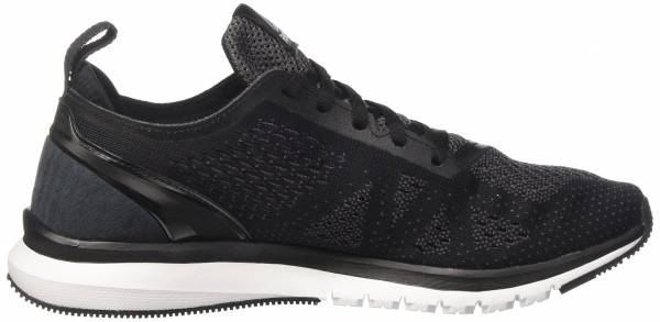 Reebok Print Smooth Clip Ultraknit Black (Black/Ash Grey/Coal/White/Pewter)