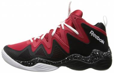 Reebok Kamikaze IV - Excellent Red/Black/White