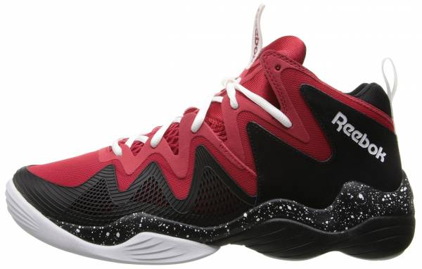 Reebok Kamikaze IV Excellent Red/Black/White