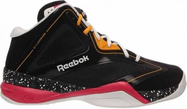 Reebok Pump Revenge Black