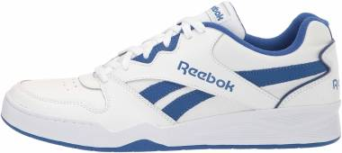 Reebok Royal BB4500 Low - White/Vector Blue (LEO99)