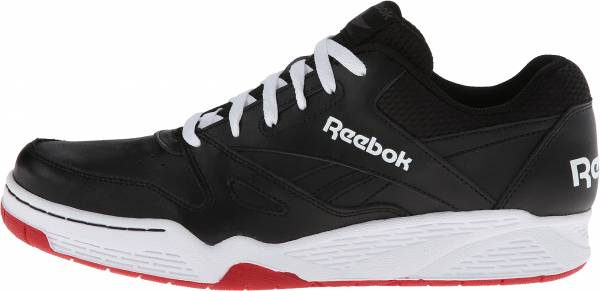 Reebok Royal BB4500 Low Black/White/Excellent Red