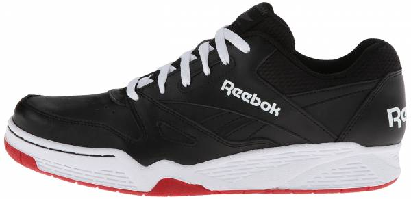 Reebok Royal BB4500 Low - Black/White/Excellent Red