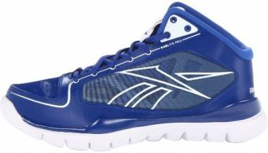 Reebok Sublite Pro Rise - Royal / White