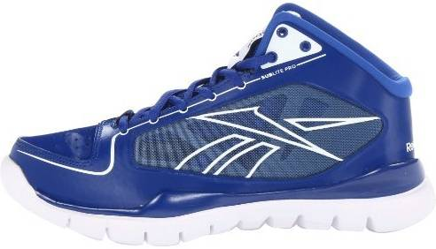 Reebok Sublite Pro Rise - Royal / White (V44115)