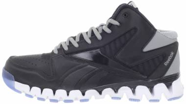 Reebok Zignano ProFury - Black White Flat Grey Ice