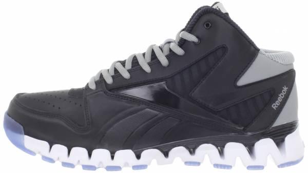 Reebok Zignano ProFury - Black White Flat Grey Ice