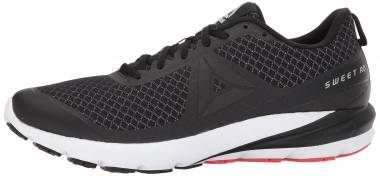 Reebok OSR Sweet Road SE - Black Black Coal White Dayglow Red (BS8529)