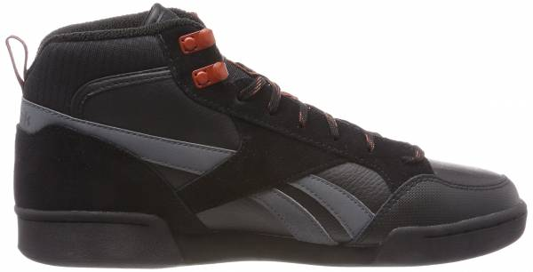 Reebok Royal Complete PMW Black (Black / Alloy / Burnt Amber)