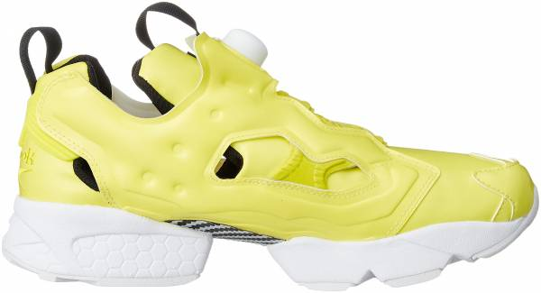 Reebok InstaPump Fury Overbranded - Yellow