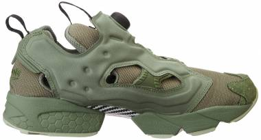 Reebok InstaPump Fury MTP Green Men