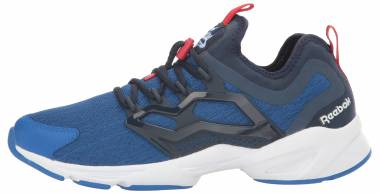Reebok Fury Adapt UC Awesome Blue/Collegiate Navy/White/Primal Red Men