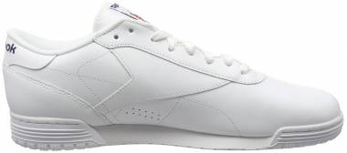 Reebok Ex-O-Fit Lo Clean Logo INT - White (AR3169)
