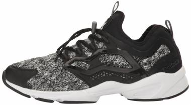 Reebok Fury Adapt MA Black/Alloy/White Men