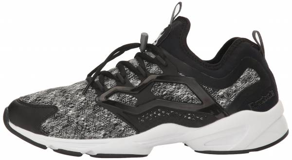 Reebok Fury Adapt MA Black/Alloy/White
