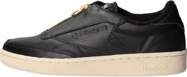 Reebok Club C 85 Zip Black