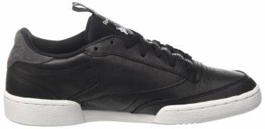 Reebok Club C 85 IT Black/Coal/White Men