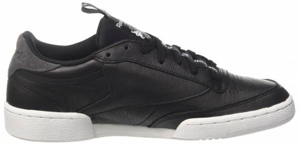 Reebok Club C 85 IT Black/Coal/White
