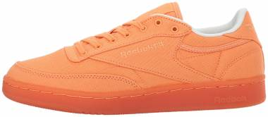 Reebok Club C 85 Canvas - Sunwash/Classic White/White (BD2842)