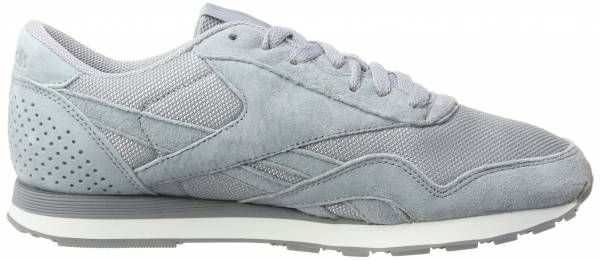 Reebok Classic Nylon Tech - Grey (Meteor Grey/Asteroid Grey/White 0)