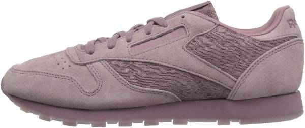 Reebok Classic Leather Lace Smoky Orchid/White