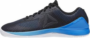 Reebok CrossFit Nano 7 - Azul Blue Beam Horizon Blue Black White Lead (BD5118)