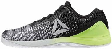 Reebok CrossFit Nano 7 - Off White Cfg White Electric Flash Black (BS8290)