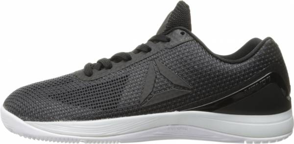 low priced 3e44a a843e Reebok CrossFit Nano 7 Black Lead White. Any color