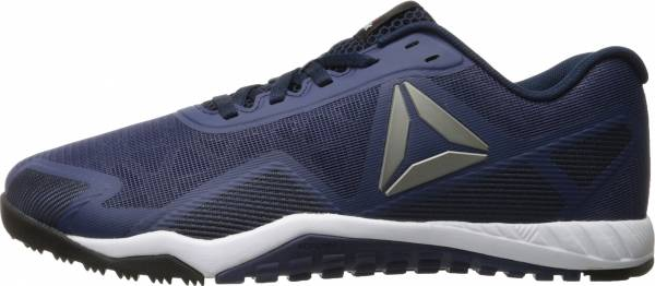 e64d2c7475caa7 Reebok ROS Workout TR 2.0 Blue Ink Collegiate Navy Pewter White Black