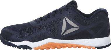 Reebok ROS Workout TR 2.0 - Black Black Rbk Rubber Gum White Pewter (BD5125)
