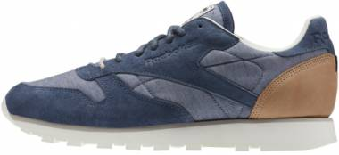 Reebok Classic Leather Fleck - Blue
