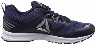 Reebok Ahary Runner - Blue Collegiate Navy White Pewter 0 (BS8390)