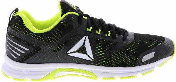 Reebok Ahary Runner Black/Solar Yellow