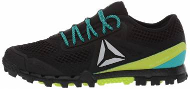 Reebok AT Super 3.0 Stealth - Black/Solid Teal/Neon Lime/Pure Silver (CN6284)